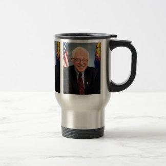 Bernie Sanders 2016 Travel Mug