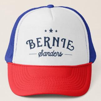Bernie Sanders 2016 Vintage Logo Trucker Hat