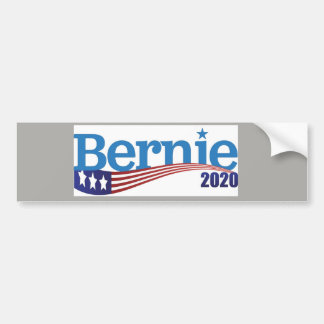 Bernie Sanders 2020 bumper Sticker Feel the Bern
