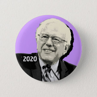 Bernie Sanders 2020 change badge