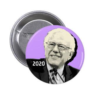 Bernie Sanders 2020 change badge