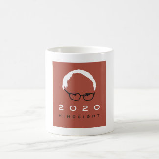 Bernie Sanders 2020 Hindsight Coffee Mug