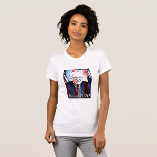 Bernie Sanders 2020 Support Digital Art  Shirt