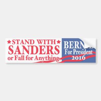 Bernie Sanders 4 President 2016 Bumper Sticker