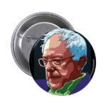 Bernie Sanders 6 Cm Round Badge