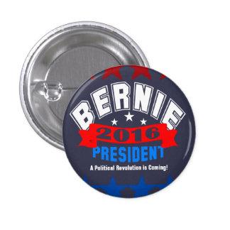 Bernie Sanders Campaign 3 Cm Round Badge
