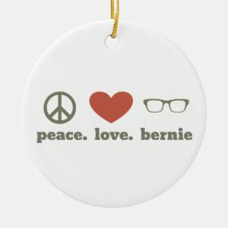 Bernie Sanders Election Swag Christmas Ornament