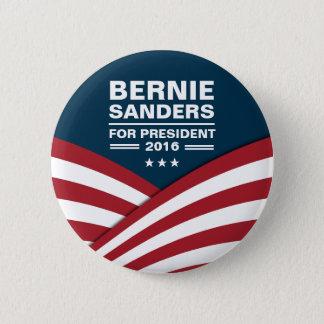 Bernie Sanders for President 2016 6 Cm Round Badge