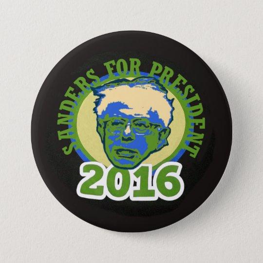 Bernie Sanders for President 2016 7.5 Cm Round Badge