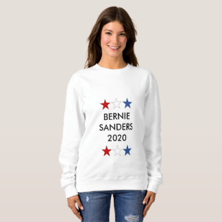BERNIE SANDERS For President 2020 Sweatshrt Sweatshirt