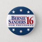 Bernie Sanders For President 6 Cm Round Badge