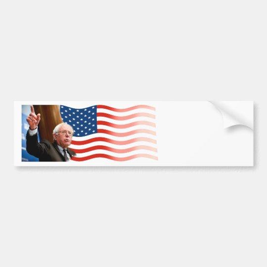Bernie Sanders for President: Customise Bumper Sticker
