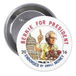 Bernie Sanders for USA 7.5 Cm Round Badge