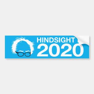 Bernie Sanders Hindsight is 2020 Bumper Sticker