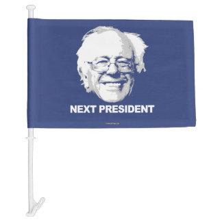 Bernie Sanders is The Next President Car Flag