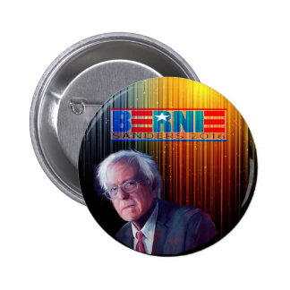 Bernie Sanders, Not for Sale 6 Cm Round Badge