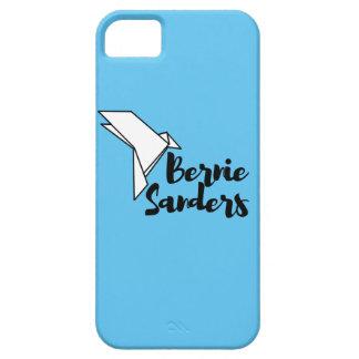 Bernie Sanders Origami Dove Phone SE + iPhone 5/5S iPhone 5 Covers