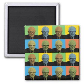 Bernie Sanders Pop-Art Magnet