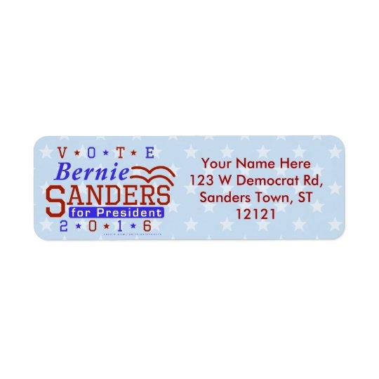 Bernie Sanders President 2016 Election Democrat