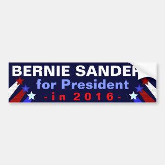 Bernie Sanders President 2016 Election Democrat Bumper Sticker