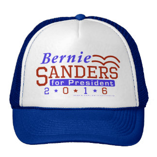 Bernie Sanders President 2016 Election Democrat Cap