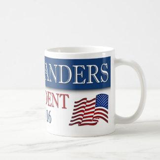 Bernie Sanders President 2016 Patriotic Coffee Mug