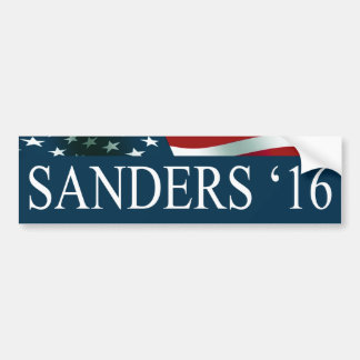 Bernie Sanders President in 2016 Bumper Sticker