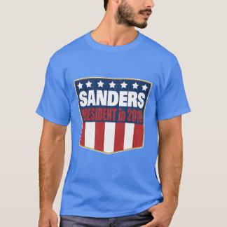 Bernie Sanders President in 2016 T-Shirt