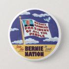 Bernie Sanders President of all the people 7.5 Cm Round Badge
