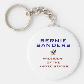 Bernie Sanders President USA V2 Key Chains
