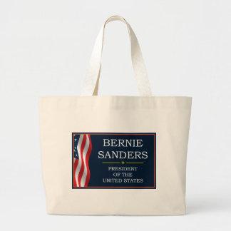 Bernie Sanders President V3 Tote Bag