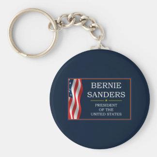 Bernie Sanders President V3 Keychain