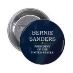 Bernie Sanders President V3 Pins