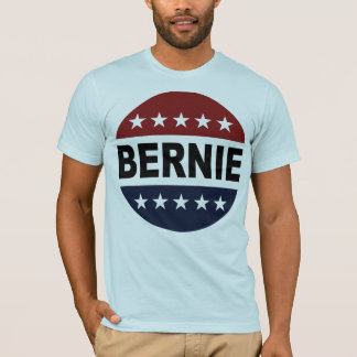 Bernie Sanders Shirt - Vote Bernie Sanders Button