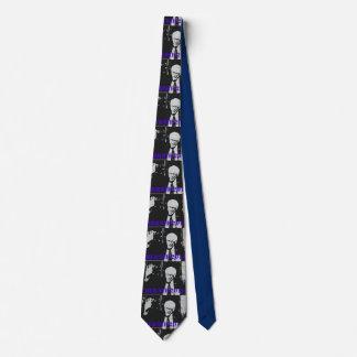 """Bernie Sanders Shirts 2016 """"Banksy-style"""" Tie"""