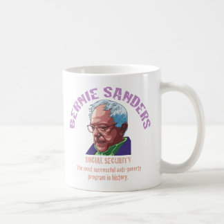 Bernie Sanders SSI Coffee Mug