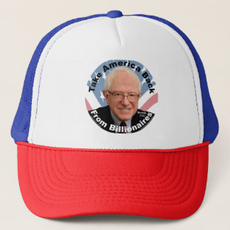 Bernie Sanders Take America Back Hat