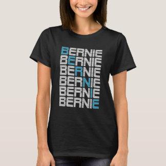 BERNIE sanders textStacks T-Shirt