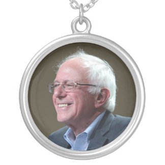 Bernie Silver Plated Necklace