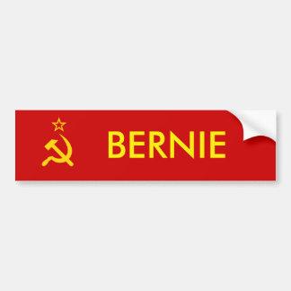 Bernie the Commie bumper sticker