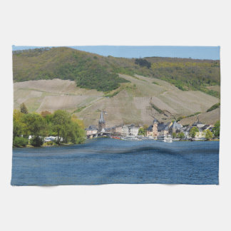 Bernkastel Kues at Moselle Kitchen Towels