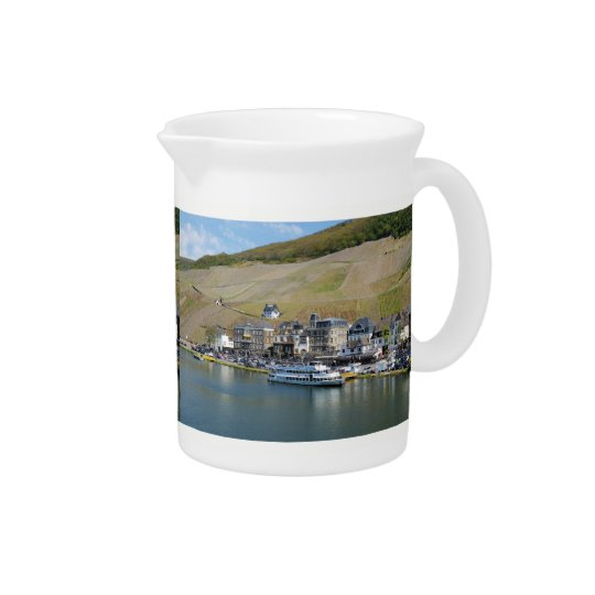 Bernkastel Kues at Moselle Pitcher