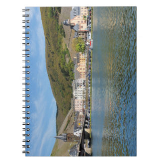 Bernkastel Kues at Moselle Spiral Notebook