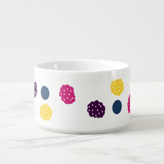 Berries Small Soup Mug