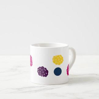 Berries 6 Oz Ceramic Espresso Cup