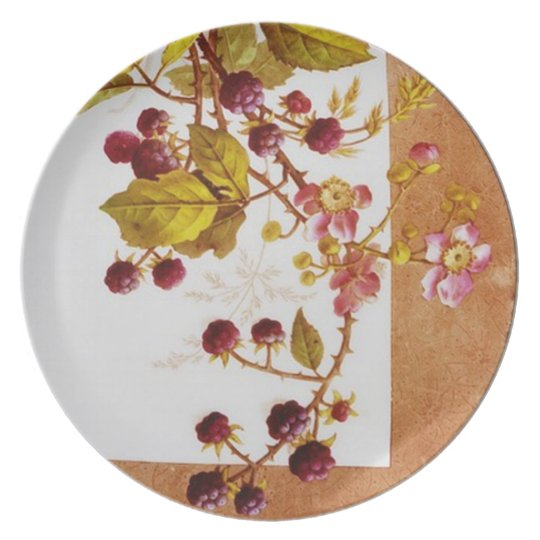 berries plate