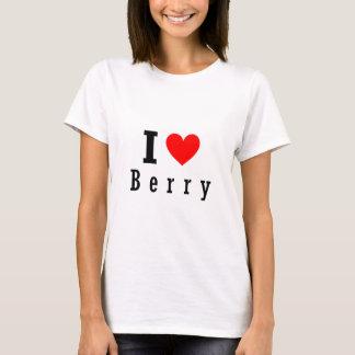 Berry, Alabama City Design T-Shirt