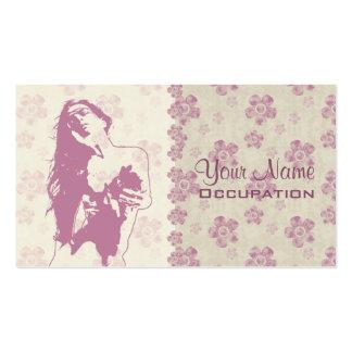 Berry Blossom - Business Card