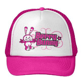 BERRY BUNNY - Rock On! Trucker Cap