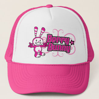 BERRY BUNNY - Rock On! Trucker Trucker Hat